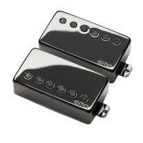 EMG JH SET Custom James Hetfield Signature Set - Black Chrome