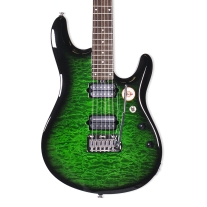 Sterling By Music Man JP100DTGB John Petrucci Signature Electric Guitar