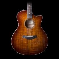 Taylor K26CE AA Koa Top Grand Symphony Acoustic Electric Guitar