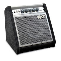 KAT Percussion KA1 50W Powered Drum Amplifier
