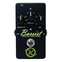 Keeley Bassist Limiting Amplifier Bass Compression Pedal
