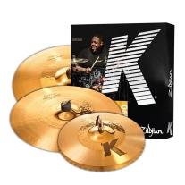 Zildjian KCH390 K Custom Hybrid Cymbal Set
