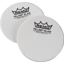 """Remo KS-0004-PH 4"""" Falam Slam Kick Drum Slam, 2-Pack"""