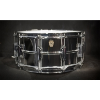 Ludwig LM402 Supraphonic 14x6.5 Metal Snare Drum