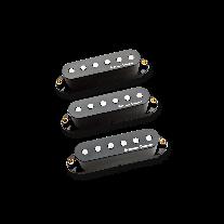 Seymour Duncan LWCS-2S Live Wire II Classic Strat Set Active Guitar Pickups