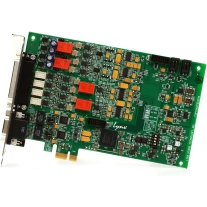 Lynx Studio Technology E44 4x4x4 PCI Express Card