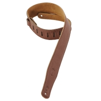"""Levy's M26GF 2.5"""" Leather Strap Brown"""