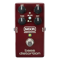 MXR M85 Bass Distortion Pedal