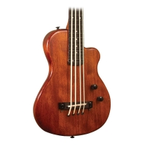 Gold Tone ME-BassFL Solid Body MicroBass Fretless Guitar