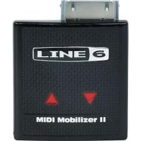 Line 6 MIDI Mobilizer II Hardware MIDI Interface Accessory