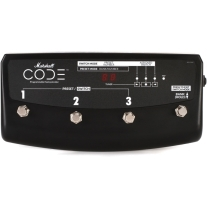 Marshall Code Stompware PEDL-91009 4-Way Footswitch for Code Amps