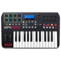 Akai MPK 225 25 Semi Weighted Keys MIDI Controller Keyboard