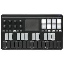 Korg nanoKEY Studio 25-Note Backlit Velocity Sensitive Keyboard