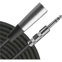 Rapco NBLC20MS 20ft TRS-XLR Male Cables