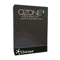 iZotope Ozone 7 Advanced Mastering System