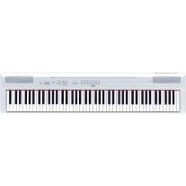 Yamaha P-115 88-Key Weighted Action Digital Piano White