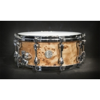 Tama Starphonic Maple 6x14 Snare Drum In Mappa Burl Finish