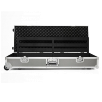 "Pedaltrain Terra TCW 42x14.5"" Pedalboard with Wheeled Tour Case"