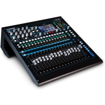 Allen & Heath QU-16 Chrome Edition 16-Channel Digital Mixer