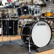 Yamaha RC2J40jJSOB Recording Custom Series 4 Piece Shell Kit In Solid Black