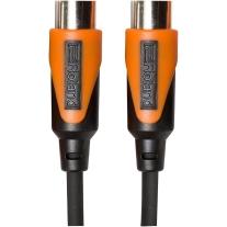 Roland Black Series MIDI Cable 15ft Black
