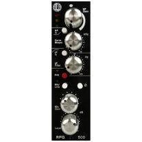AEA RPQ500 1-Channel 500-Series Preamp Module