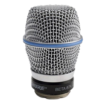 Shure RPW120 Beta 87A Supercardioid Condenser Capsule for Handheld Transmitter