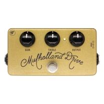 "Teletronix Mulholland Drive ""Script"" Overdrive Pedal"