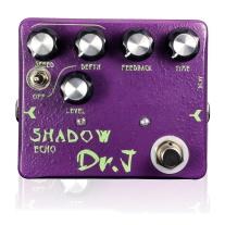 Dr.J Shadow Echo Analog Delay Echo Electric Guitar Effect Pedal