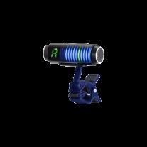 Korg Sledgehammer Custom 100 Clip-On Tuner - Blue