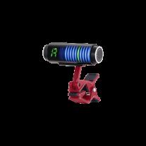 Korg Sledgehammer Custom 100 Clip-On Tuner - Red