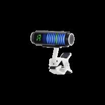 Korg Sledgehammer Custom 100 Clip-On Tuner - White