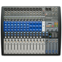 Presonus Studiolive AR16 18-Channel Hybrid Digital/Analog Performance Mixer