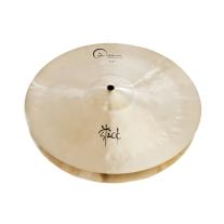 "Libor Hadrava STACK14 Signature 14"" DREAM Stack Cymbals"