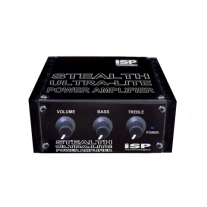 ISP Technologies Stealth Ultra Lite 180-Watt Pedalboard Power Amp