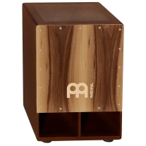Meinl Subwoofer Jumbo Bass Cajon with Walnut Frontplate