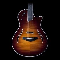 Taylor T5Z Pro Hollowbody Hybrid Electric Acoustic Guitar in Tobacco Sunburst