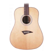 Dean Tradition Exotic Solid Top Birds Eye Maple