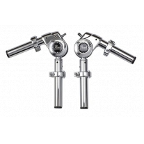 """Pearl TH1030S New Gyro Lock Tilter with 7/8"""" Diameter Post - Short"""