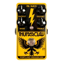Mr Black Pedals Thunderclaw High Gain Distortion Pedal
