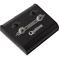Quilter Selectable Two-Position Foot Controller for MicroPro & Steelaire Amps