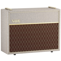 """Vox V212x Handwired 2x12"""" Cabinet with Celestion Blue Alnicos"""