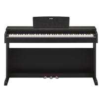 Yamaha YDP143B Arius Series Console Digital Piano with Bench, Black