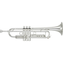 Yamaha YTR8335 Professional Silver Trumpet Outfit