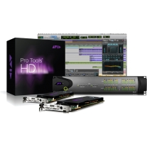 Avid Pro Tools HDX 2 with HD I/O 16x16 Analog