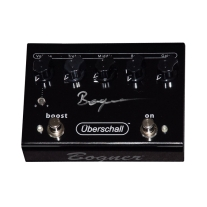 Bogner Limited Edition Hand Signed Uberschall Overdrive Pedal