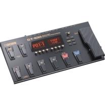 Boss GT-100 Guitar Amplifier Effects Guitar Processor