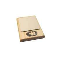 CB 4140 Angled Wooden Base Drum Practice Pad