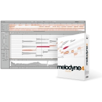Celemony Melodyne 4 Studio - Upgrade From Melodyne Essential