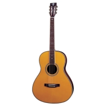 Crafter TA080/AM 12 Fret Parlor Acoustic Guitar in Natural